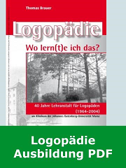 Logopädie Ausbildung