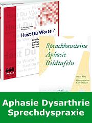 Aphasie, Dysarthrie, Sprechdyspraxie