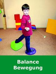 Bewegung, Balance