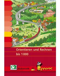Max Lernkarten bis 1000 Addition Subtraktion