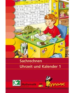 Max Lernkarten Uhrzeit/Kalender 1