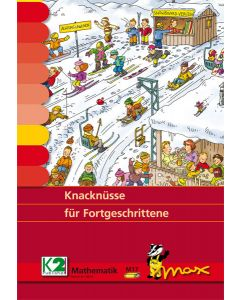 Max Lernkarten Knack-nüsse für Fortgeschrittene