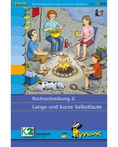 Max Rechtschreibung 2: Lange/kurze Selbstlaute
