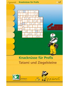 Max Lernkarten Profis Tatami  Ziegelsteine