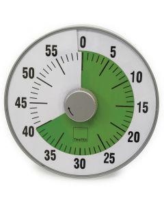 TimeTEX Zeitdauer Gruppenuhr grün 19 cm ø