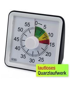 TimeTEX Zeitdauer Ampel-Uhr Tischgrösse 78x78mm