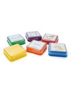 Sprechbox farbig