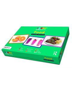 Colorcards Nahrungsmittel