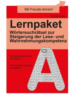 Wörtersuchrätsel im Buchstabenwirrwarr PDF