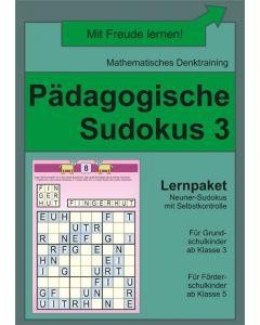 Pädagogische Sudokus 3 PDF