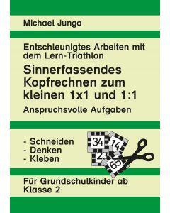 Lern-Triathlon Kopfrechnen zum kleinen 1x1 und 1:1 PDF
