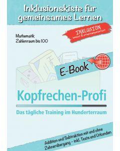 Kopfrechen-Profi im Hunderterraum E-Book