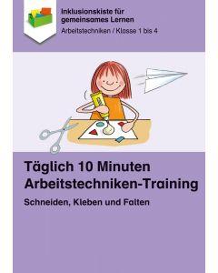 Arbeitstechniken-Training: Schere und Kleber PDF