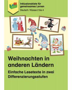 Lesetexte: Weihnachten in anderen Ländern PDF