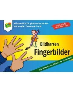 Bildkarten: Fingerbilder von 1 bis 20 PDF