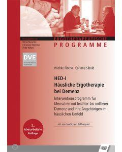 HED-I Häusliche Ergotherapie bei Demenz E-Book