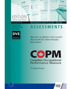 COPM Occupational Performance Measure E-Book