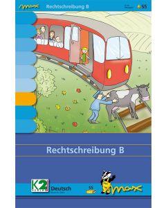 Max Lernkarten Rechtschreibung B