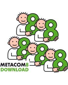 METACOM 8 Symbole - Mehrfachlizenz Downloads