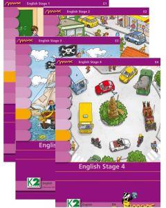 MAX Lernkarten Englisch mit CD