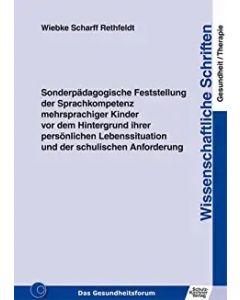 Sonderpäd. Feststellung der Sprachkompetenz eBook