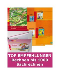 TOP EMPFEHLUNGEN Rechnen bis 1000 +