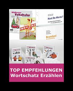 TOP EMPFEHLUNGEN Wortschatz, Erzählen