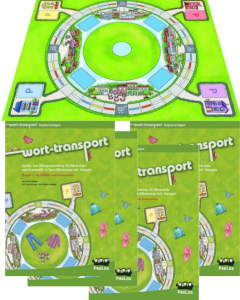 Worttransport Spiel Themenmappen