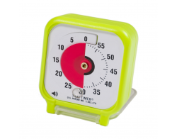 TimeTimer® Tischmodell grün 7,5 x 7,5 cm